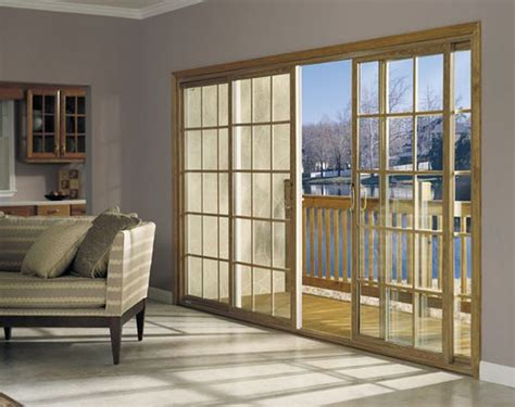 40 Stunning Sliding Glass Door Designs For The Dynamic Door In Sliding Glass Door