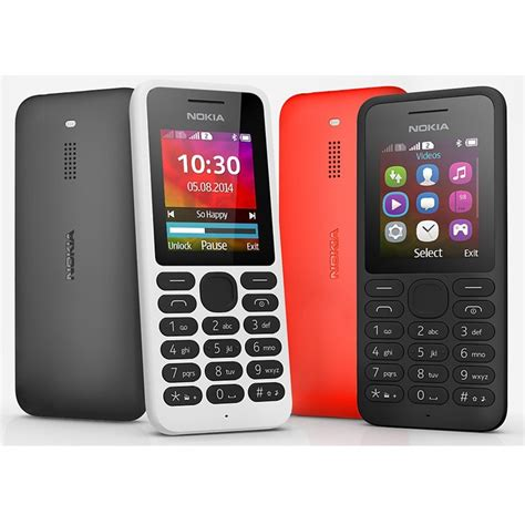Nokia Senter Dual Sim nokia 130 dual sim black jakartanotebook