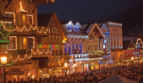 leavenworth wa christmas lighting deborah verbitsky
