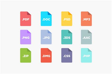 file format kinds image file types explained 2016 lunamik