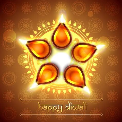 diwali greeting card template free vector happy diwali greeting card design free vector