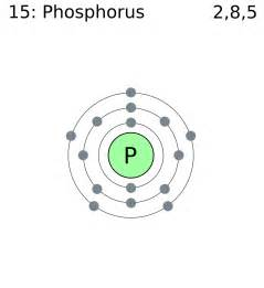 how many valance electrons does nitrogen how many valence electrons are in an atom of phosphorus