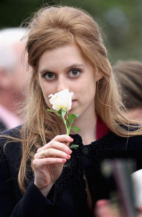 princess of england princess beatrice photos chelsea flower show london
