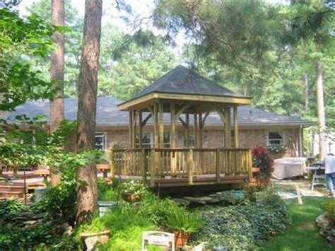 Backyard Sheds And Gazebos by Triyae Backyard Gazebo Pictures Various Design