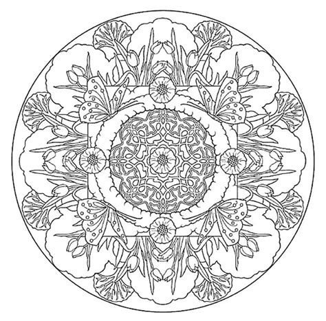nature mandala coloring books 15 best images about ceramic pattern on