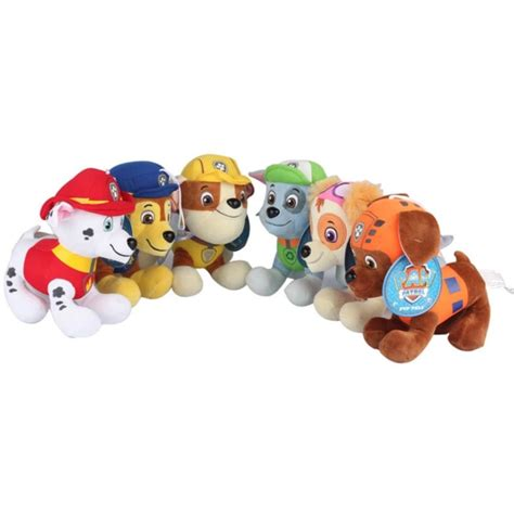 Mainan Boneka Paw Patrol Mini jual beli boneka paw patrol tv series nickelodeon