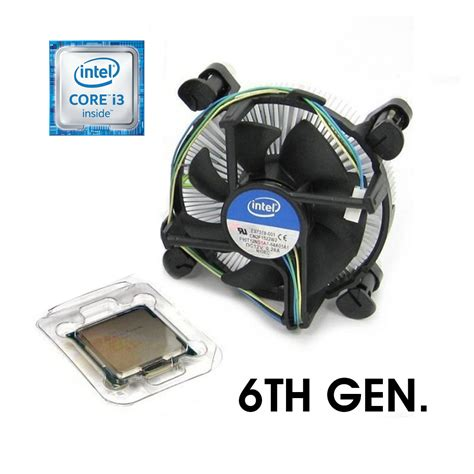 Intel I3 6100 3 7ghz cpu intel ci3 3 7ghz 6100 1151