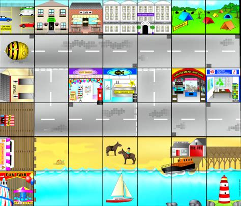 Printable Bee Bot Mats bee bot seaside mat by focus educational software