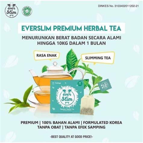 Everslim Premium Tea everslim premium herbal teh diet peluntur lemak