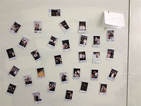 Tali Rami Polaroid polaroids on wall www imgkid the image kid has it