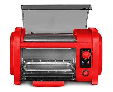 dogs in toaster oven elite cuisine ehd 051r maxi matic roller toaster oven combo appliances