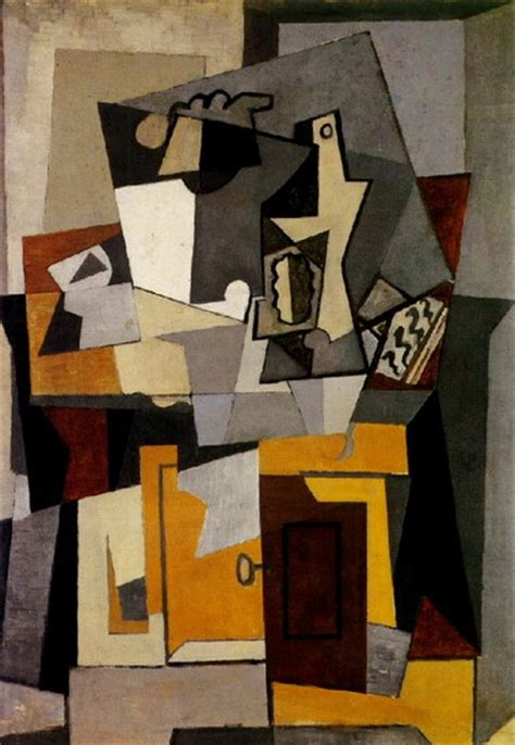 picasso key works pablo picasso still with a key 1920