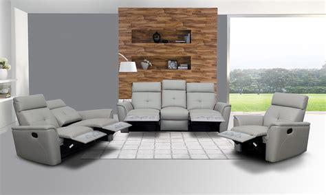 Best Price Living Room Furniture 8501 Living Room Set W Recliner Buy At Best Price Sohomod