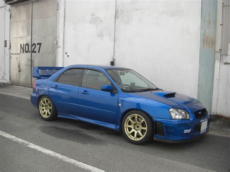 subaru sedan 2004 2004 subaru impreza wrx sedan subaru colors