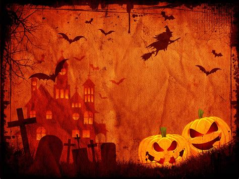 horror themes for powerpoint horror backgrounds wallpaper cave
