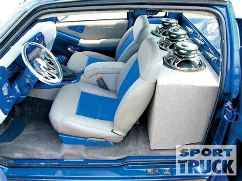 Custom Truck Interiors Uk by Custom Truck Interiors 20 Killer Cabs Upholstery