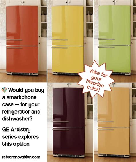 ge artistry refrigerator