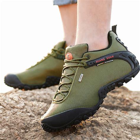 מוצר 2016 xiangguan outdoor hiking shoes fishing