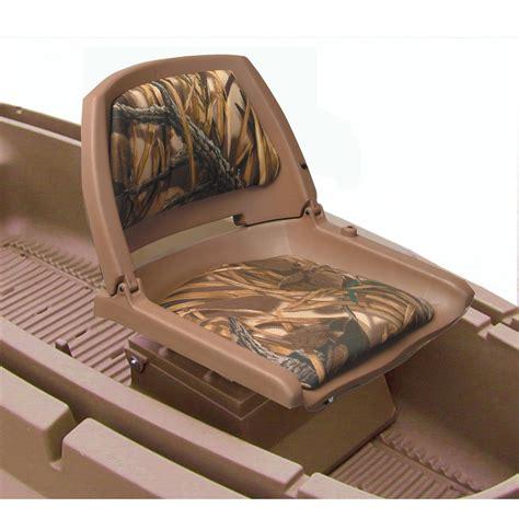 duck boat chair otter 174 stealth 1200 oar lock kit marsh brown 131846