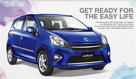 Toyota Leasing Philippines 2014 Toyota Wigo 1 0 G A T Philippines Promo