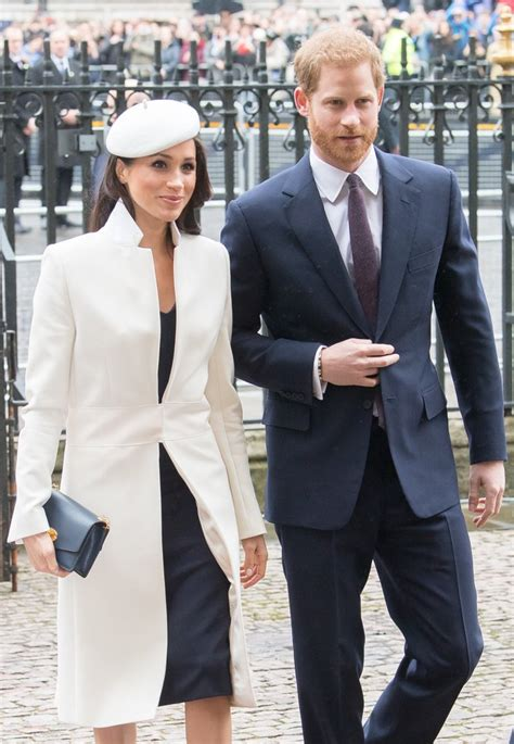 harry and meghan prince harry and meghan markle commonwealth day service
