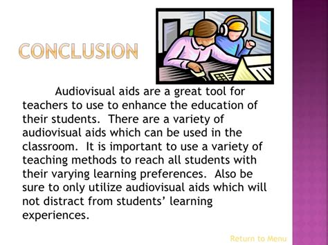 Audio Visual Education Essay by Audio Visual Education Powerpoint