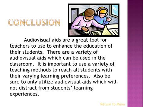 Audio Visual Education Essay by Audio Visual Education Powerpoint
