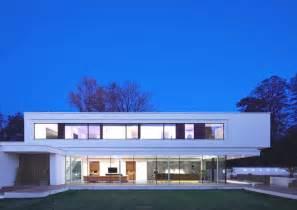 Simple Kitchen Island Designs ultra modern villa design white lodge england 171 adelto