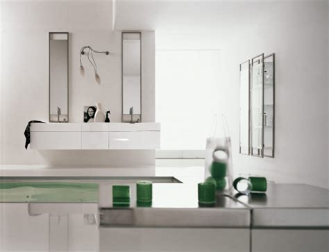 50 Modern Bathrooms White And Green Bathroom Ideas