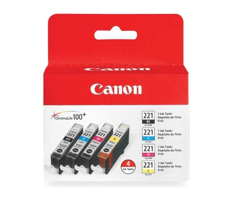 Canon Cartridge 416 Toner Cartridge Colour Yellow Cyan Magenta canon cli 221 4 color value pack black cyan magenta yellow 2946b004 in retail packaging