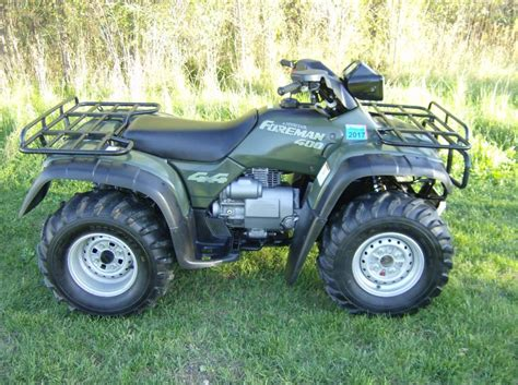 honda foreman for sale honda foreman 400 4x4 motorcycles for sale