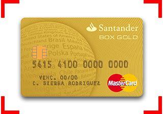 tarjetas banco santander tarjetas cr 233 dito santander tarjetas de credito