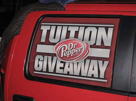 Dr Pepper Sweepstakes - the blog about stuff dr pepper tuition giveaway