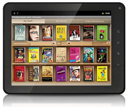 prestigios launches an advanced ereader application for