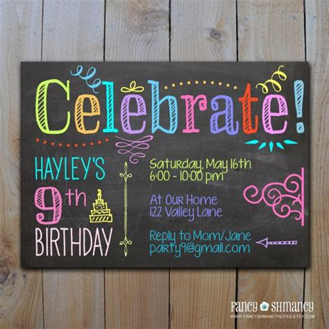 birthday invitation ideas for tweens 145 best images about tween birthday ideas on sleepover