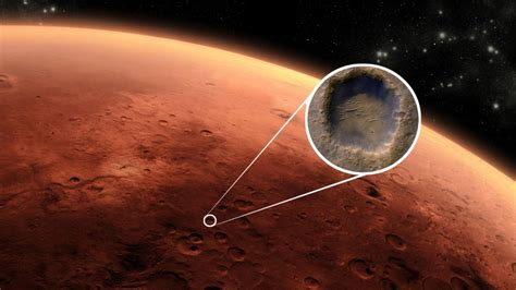 What Happened To The Water On Mars? » Science ABC