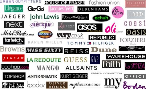 good clothing brands for guys importance of trade marking your fashion brand s m