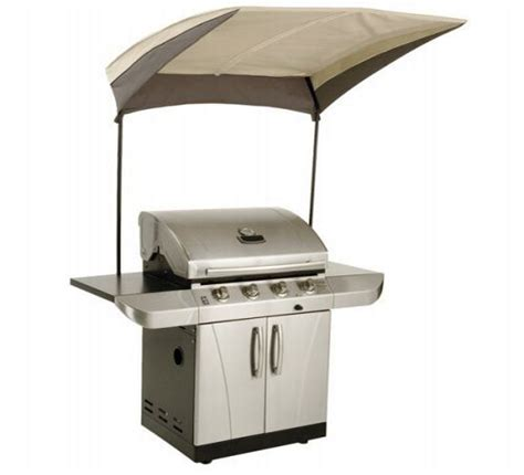 forget about sunburn or rain with veranda grill canopy