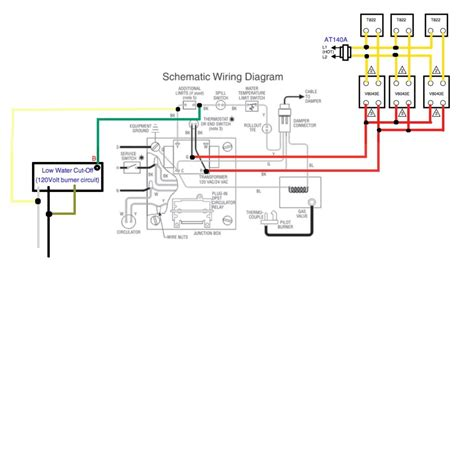taco zone valve wiring diagram no power to taco zone valve