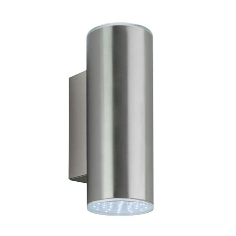 led outdoor wall lights uk searchlight 5513bk led