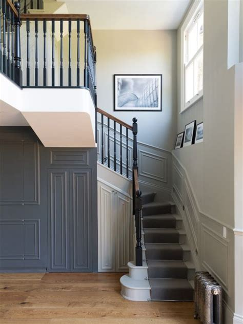 paint colors for hallways and stairs victorian staircase design ideas remodels photos