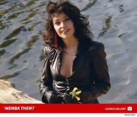 What Does Vanity Look Like Now by Apollonia In Purple Memba Tmz