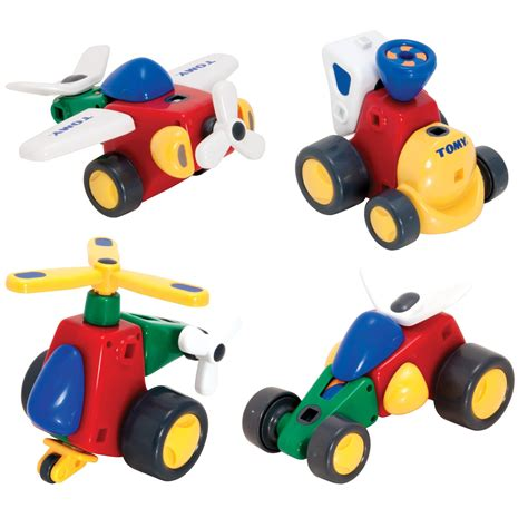 amazon toys amazon com tomy constructables vehicles toys games