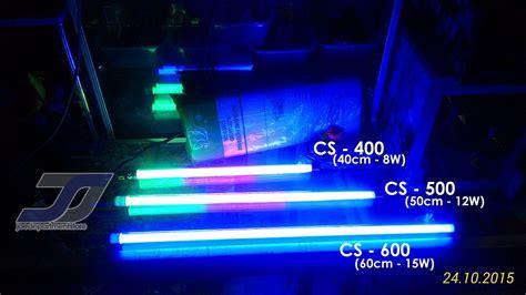 Lu Tl Untuk Aquascape jual cosmo cs 300 30cm 6w lu celup aquarium