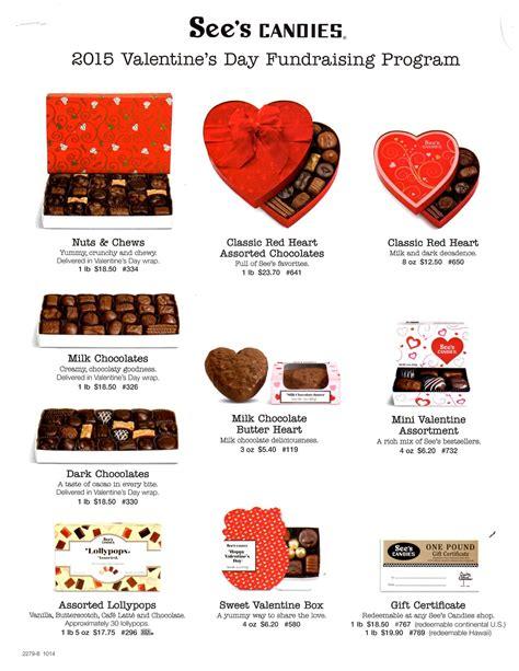 valentines fundraiser see s candies valentine s day fundraiser hazeldale pto