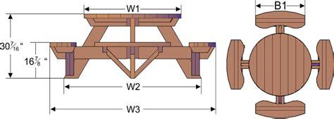 woodwork plans  picnic table  plans
