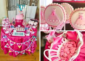 Dress up themed birthday party via kara s party ideas karaspartyideas