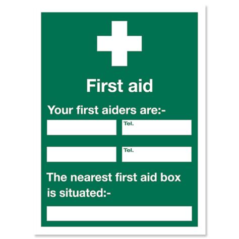 first aid post sp051pvc calidore computers ltd for all