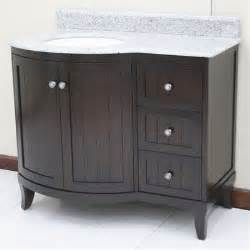 lanza wf6823 42 dc bathroom vanity granite top vanity with