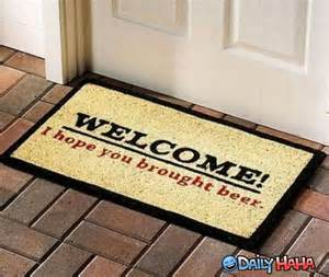 funny welcome funny quotes your welcome quotesgram